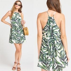 Show Me Your Mumu Byron Peruvian Palm Dress